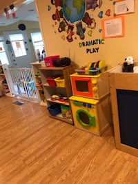 Childcare Bowie