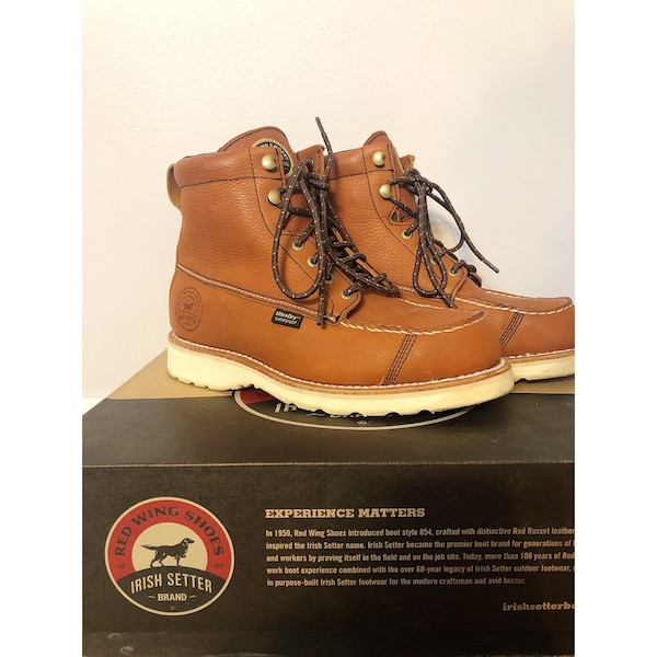a82ae081248 Irish Setter 838 Wingshooter Waterproof Boots