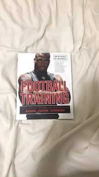 Football Training book