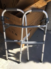 gray and black walking frame Shelby Township, 48317