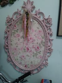 Shabby Chic Push Pin Board CAPITOLHEIGHTS