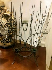 3 unity candle holder Hoover