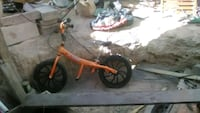 red and black BMX bike Las Vegas, 89156