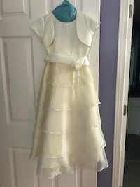 2 flower girl/communion dresses Kitchener, N2N 2A1