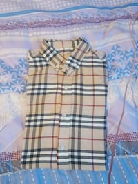 Fausse Chemise Burberry