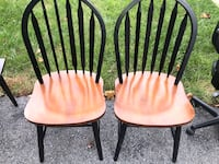 2 Wooden Chairs Rockville, 20850