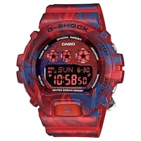 NEW CASIO G-Shock GMDS6900F-4 S Series Red/Blue Unisex Watch Toronto