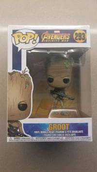 Groot Infiniti War Funko Pop  Oakville, L6M 1L3