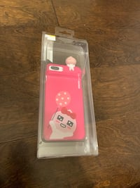 kakao friends-apeach! two cases for iphone 7&8+ Fairfax, 22030