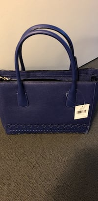 NEW Blue leather Kate Spade Vancouver, V6B 1X2