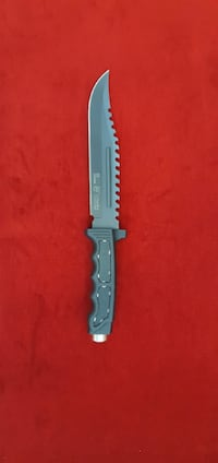 SURVIVAL USA SABER SR COLUMBIA BOWIE HUNTING KNIFE WITH SHEATH