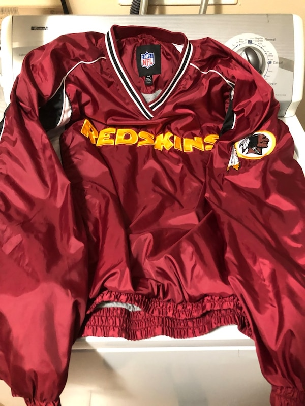 pretty nice d1d2d 1353d Men's Large Washington Redskins Jacket
