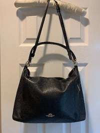 Coach Satchel Bag - color black Mc Lean