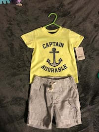 Brand new carters 6 months outfit  LaGrange, 30240