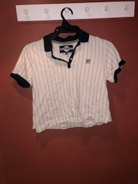 Fila Polo Crop Top Toronto, M1B 1G8