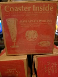 old S&H coasters and glassware  Woodbridge, 22192