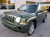 2008 Jeep Patriot Montréal