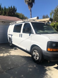 chevy express Truck Los Angeles, 91403