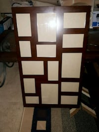 Beautiful wooden picture frame London, N5Y 4L1