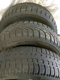 black auto tire set of 4 Toronto