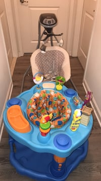 Swing and  ExerSaucer