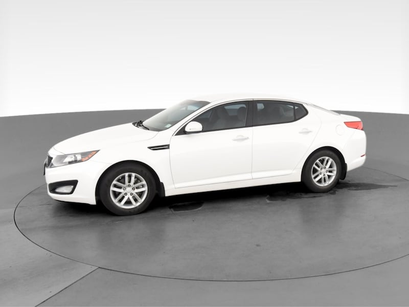 2013 Kia Optima sedan LX Sedan 4D White  129b6800-16c9-4acc-8222-0bb3e5772225