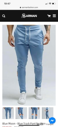 Pantalon differant colors