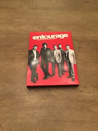 Entourage the complete fourth season DVD Set!