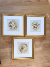 Art prints / framed set / wall art decor