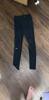 black and gray Under Armour pants Ames, 50014