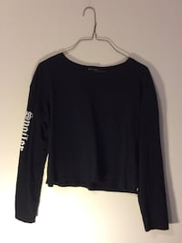 black and gray long-sleeved shirt Richmond Hill, L4S 2T6