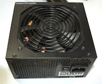 NEW IN BOX/CORSAIR POWER 400WATT ,80 PLUS POWER SUPLLY