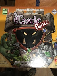 Castle Panic Board Game Rockland, 02370