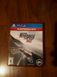 Need for speed rivals  London, N5W 4E4