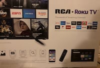 NEW RCA TV + ROKU Concord, 94521