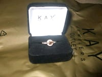 silver Kay Jewelers ring with box Camden, NW1