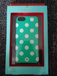 Kate Spade Snap on Iphone 5 Phone Case FLAGSTAFF