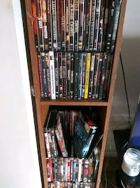 Over 800 dvds for sale  Columbia
