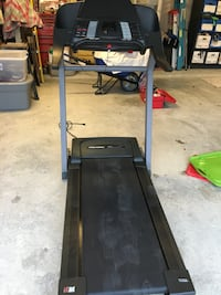 black and gray automatic treadmill Harker Heights, 76548