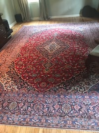 Made in Iran, authentic Persian rug