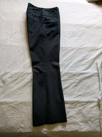 Women grayish/blue dress pants size 1-2