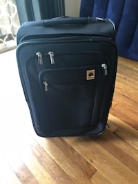 black soft-side luggage Arlington, 22201