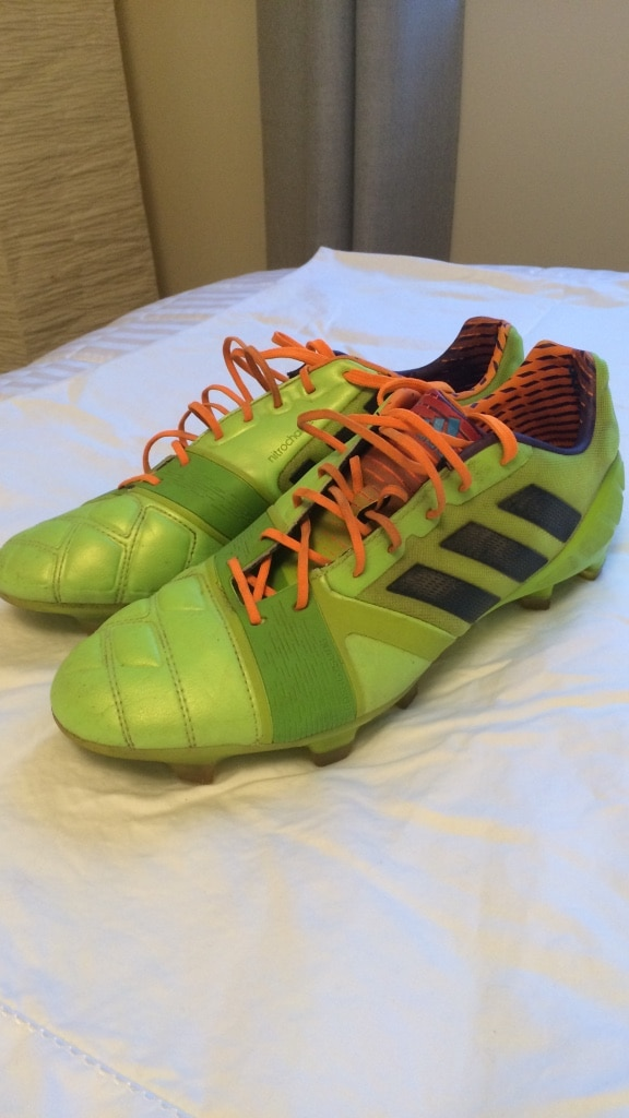 f332469d0 promo code for mens adidas nitro charge 1.0 cleats size 10 e2123 d7d1a