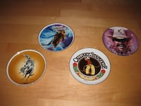 Calgary Stampede Limited Edition Collector Plates Calgary