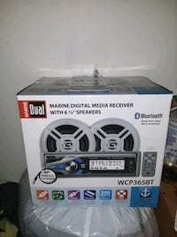 Bluetooth stereo system for the car