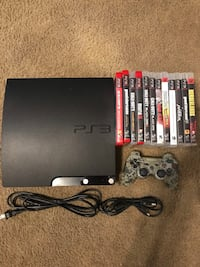 Ps3, 13games, 1 controller with charger, no HDMI Albuquerque, 87113