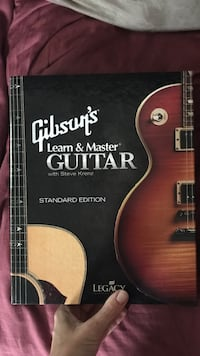 Gibson's learn & master guitar DVD Set 34 mi