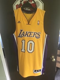 Official Adidas Lakers NBA Jersey  East St. Paul, R2E 0J9