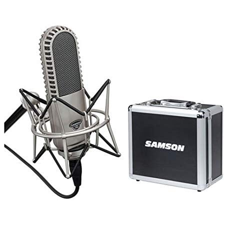 Samson VR88 Active Ribbon Microphone