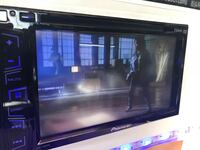 black Samsung flat screen TV Oakland, 94605